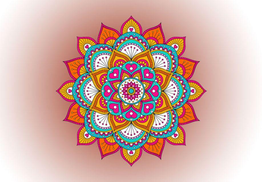 Coloriamo I Mandala Con Gli Anziani Sai Vivere